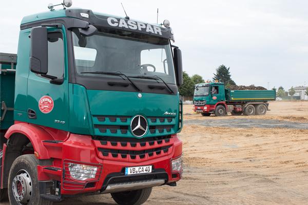 Tankstelle & Transport der Caspar Bau GmbH