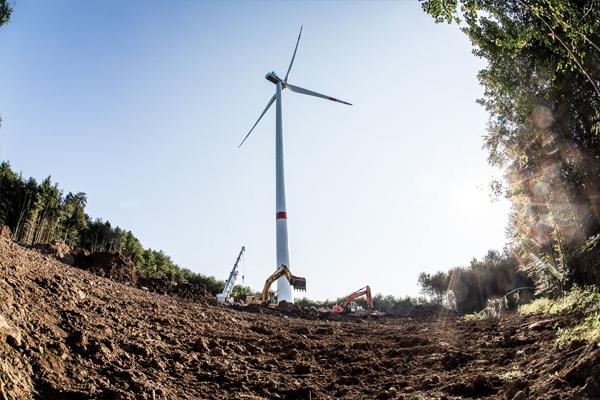 Erd- Fundament und Wegebau der Caspar Bau GmbH